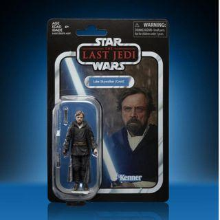 [PRE-ORDER]Star Wars: The Vintage Collection Luke Skywalker (The Last Jedi)