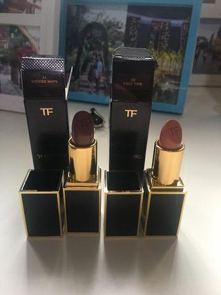 Tom ford ( First Time )