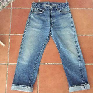 🚚 Vintage Levi's Red Line Jeans