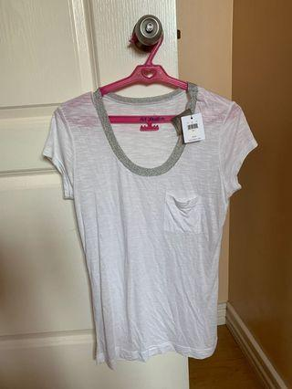 Brand New Original Calvin Klein Top With Tag (S to M size)