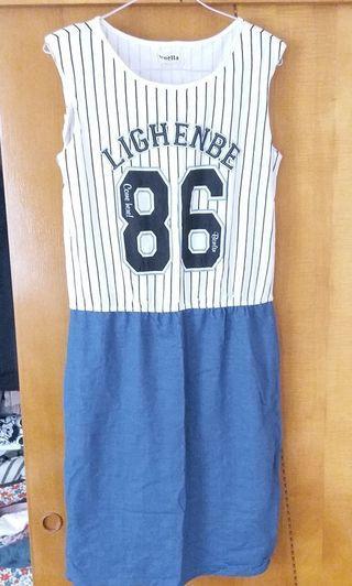 $10 Summer One Piece Dress