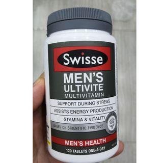Swisse - 男士多元複合維他命 120粒