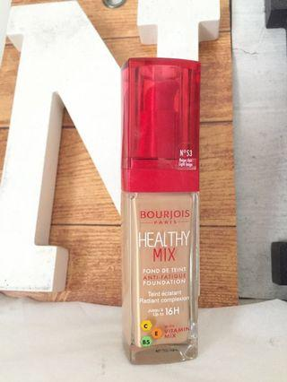 Bourjois Healthy Mix Foundation 53
