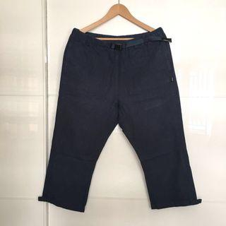 Manastash Hemp Cropped Pants Size XL