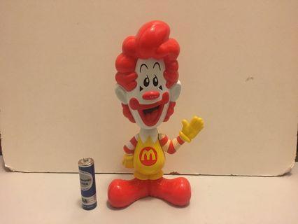 麥當勞叔叔 搖頭 公仔 玩具