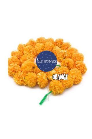 Artificial Marigold Flowers String