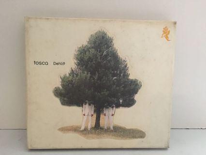 Tosca Dehlu9 2CD 唱片