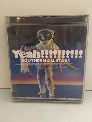 Yeah southern all stars 2CD 唱片
