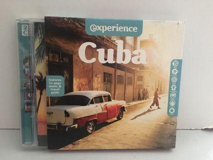 Experience Cuba 2CD 唱片