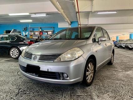 Nissan Latio 1.5 Auto