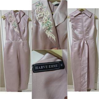 Long Jumpsuit - HARVE EMME SIZE M
