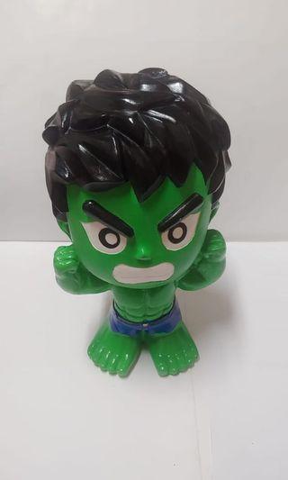 🚚 Hulk DIY coin box