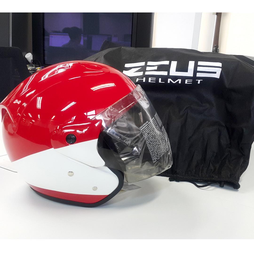 平價售:100% 全新ZEUS頭盔