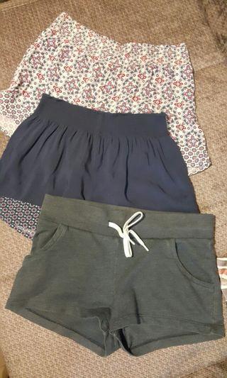 H&M Summer Shorts
