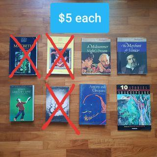 Shakespeare Book Sale (Updated)