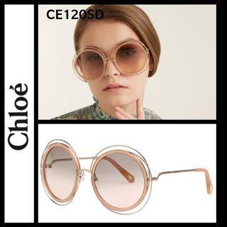 Chloe CE120SD Carlina Sunglasses
