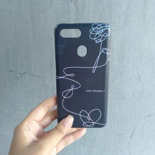 BTS LOVE YOURSELF Hardcase OPPO A7