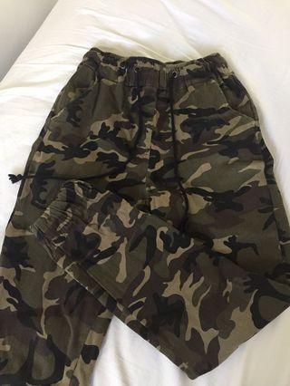 MESHKI Military Pants