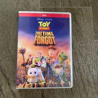 Toy Story - That Time Forgot DVD
