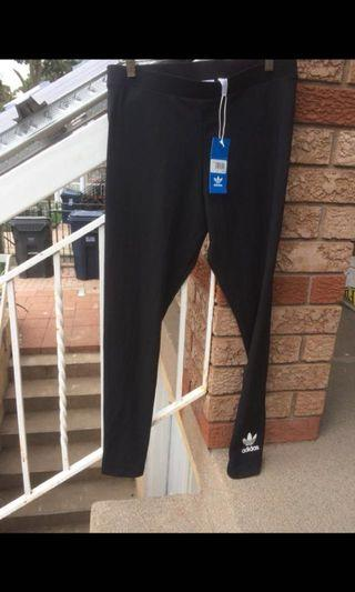 Adidas leggings brand new with tags size L