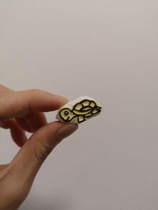 [手作印章、卡片] 動植物系列 [Hand made stamps and cards] Plants and animals