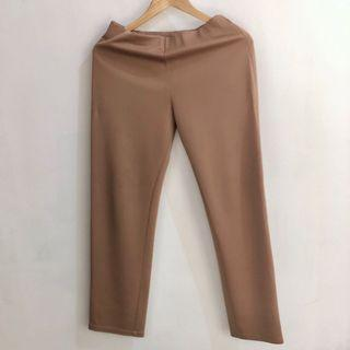 Brown Pants by Victoria Lindy