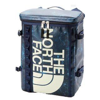 ( Last 2 Pieces ) The North Face Fuse Box FuseBox Backpack/Haversack  Cosmic Blue Tent Print