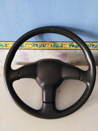 Mitsubishi steering