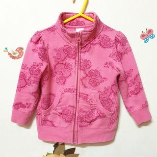 Jacket cold wear cardigan winter jacket for 2 year old girl #EndgameYourExcess