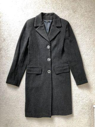 Woollen winter coat