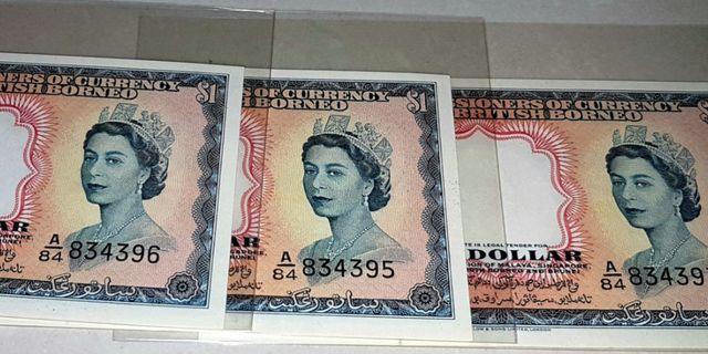 Queen Elizabeth $1