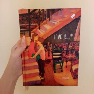 Novel Love is by Puuung