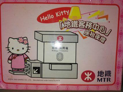 新春絕版Hello Kitty x MTR 地鐵客服中心