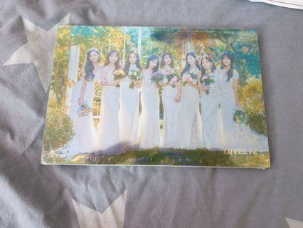 🚚 Seal In-stock - Lovelyz 5th Mini Album [Sanctuary]