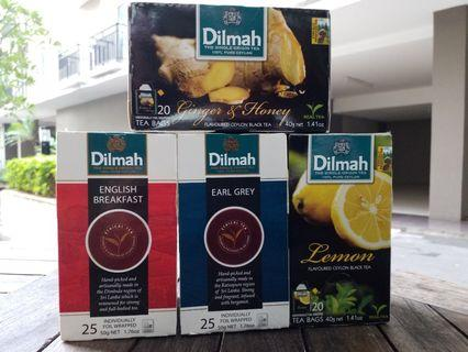 Teh Dilmah - Original Premium Tea (Complete Package)