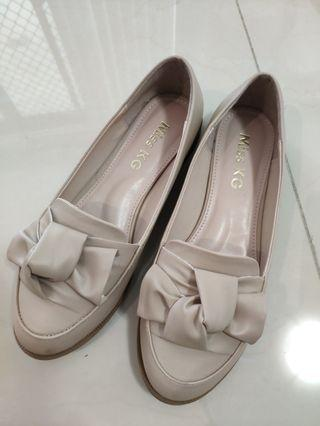 Miss KG Nude loafers