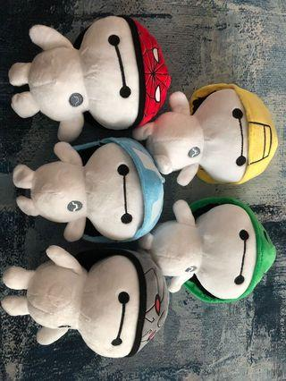 Limited edition baymax soft toy