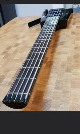 Steinberger XT 25 (5 string headless bass)