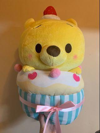 🇯🇵日本景品🇯🇵 Cake 🎂 winnie the pooh小熊維尼公仔