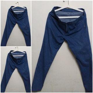 Jeans size 34 stretch