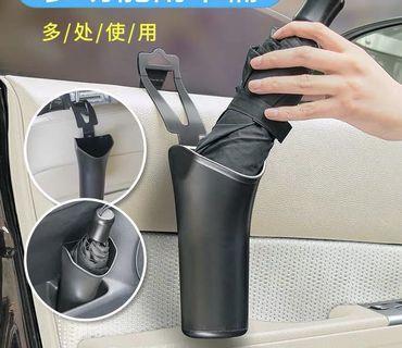 車用 雨傘桶 遮桶 垃圾桶 多用途