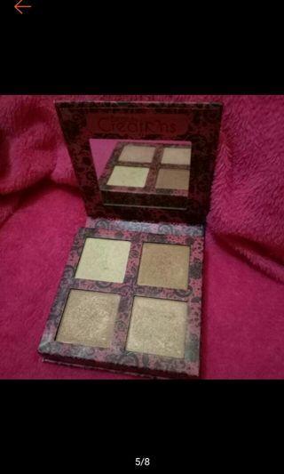 Highlighter beauty creations