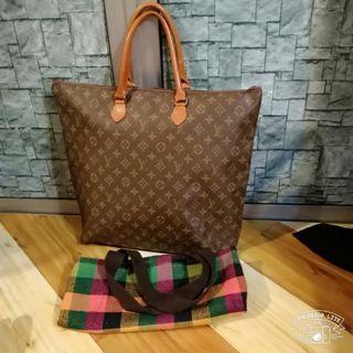 Unbrand LV  leather  bag