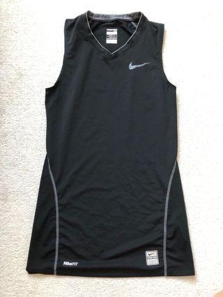 Nike sleeveless tank too