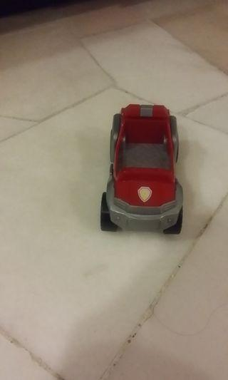 Paw patrol car condition 7/10