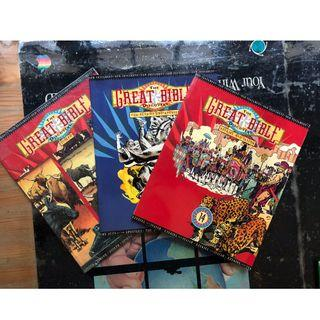 Christian Books: The Great Bible Discovery Comics