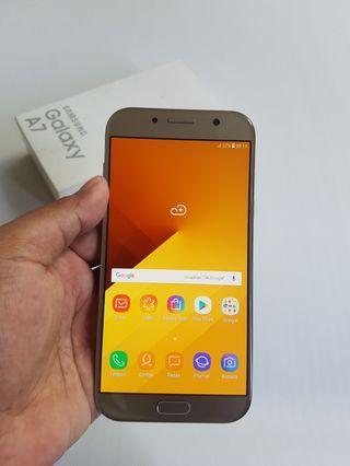 Samsung Galaxy A7 2017 Gold SM-A720F