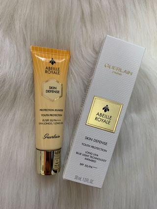 Guerlain abeille royale sunscreen spf 50/pa++++ 30ml
