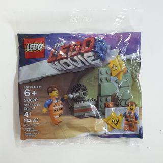 Lego 30620 star stuck emmet polybag