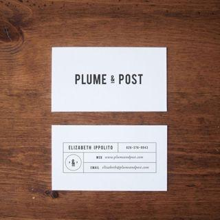 Namecard Design and Print
